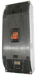 А3343 четвёртой величины, двухполюсный, постоянного тока, с тепловым и электромагнитным расцепителями