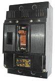 А3324 второй величины, трёхполюсный, переменного тока, с электромагнитным расцепителем