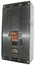 А3334 третьей величины, трёхполюсный, переменного тока, с электромагнитным расцепителем