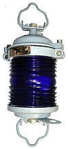 566В-4 круговой подвесной синего огня
