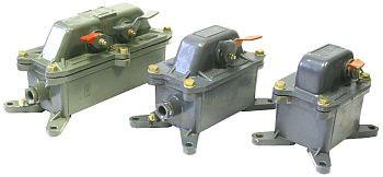 Посты кнопочные КУ-122, КУ-123