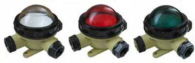 Судовой светильник СС-56 АЕ подпалубный