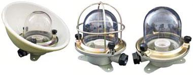 Судовой светильник СС-328 Е подпалубный