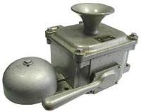 Звонки-ревуны переменного тока ЗВРП-220 и постоянного тока ЗВРФ-24, ЗВРФ-220