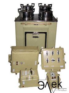ПКЭ-100 камбузная плита