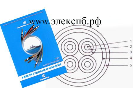кабель КГЭНсЭ, судовой справочник - вес кабеля,внешний диаметр, допустимая токовая нагрузка